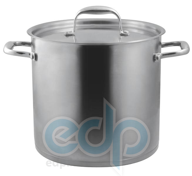Vinzer (посуда) Vinzer -  Кастрюля - нержавеющая сталь, диаметр 24см, 10л (арт. 89059)