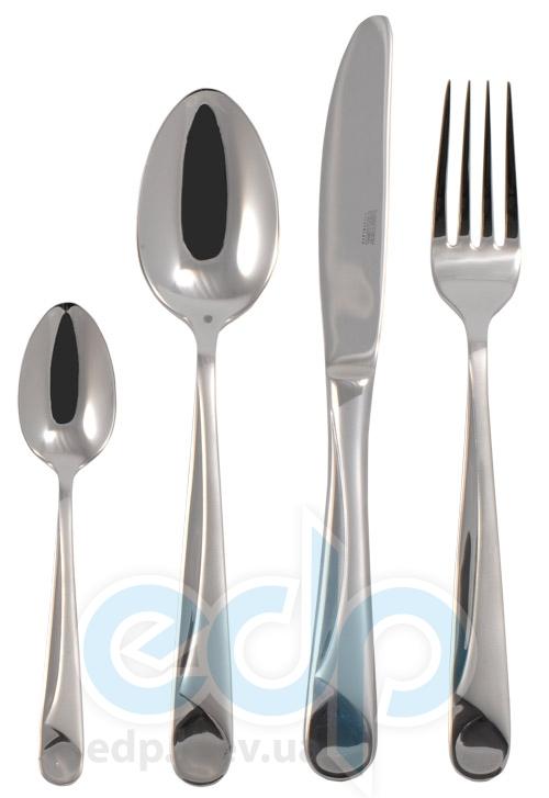 Vinzer (посуда) Vinzer -  Столовый набор BREEZE - нержавеющая сталь, 24 предмета (арт. 89097)