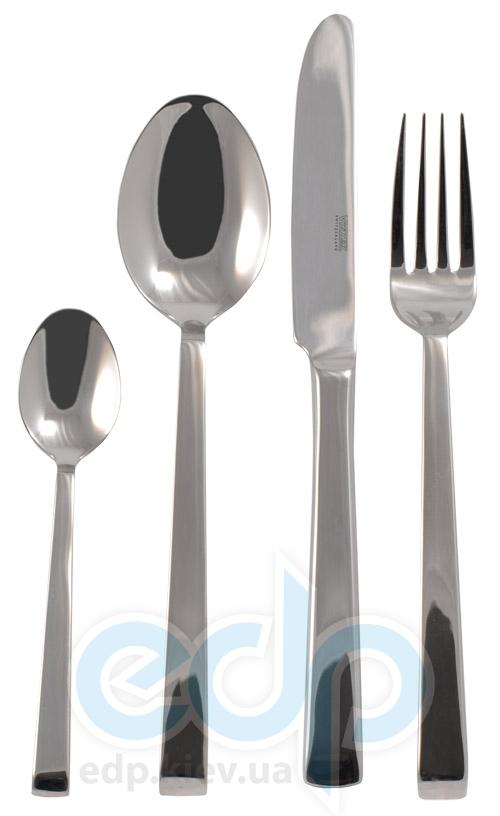 Vinzer (посуда) Vinzer -  Столовый набор NIMBUS - нержавеющая сталь, 24 предмета (арт. 89100)