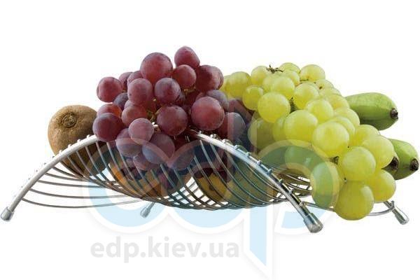 Vinzer (посуда) Vinzer -  Фруктовница - нержавеющая сталь (арт. 69227)