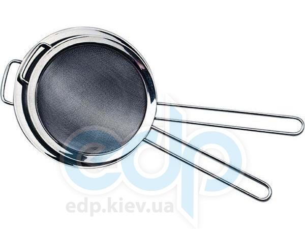 Vinzer - Сито - нержавеющая сталь, жесткая сетка, диаметр 18 см (арт. 89232)