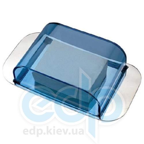Vinzer (посуда) Vinzer -  Масленка - нержавеющая сталь, акриловая крышка (арт. 69240)