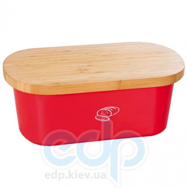 Kesper - Хлебница красная Бамбук красный 36 см (арт. 18093)