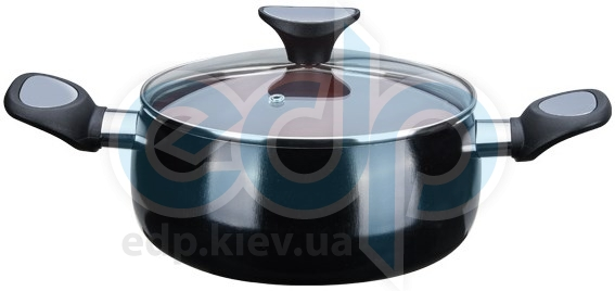 Granchio - Кастрюля с крышкой Terracotta диаметр 20 см объем 3.0 л (арт. 88127)