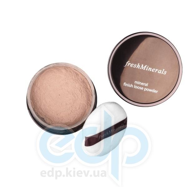FreshMinerals - Минеральная фиксирующая рассыпчатая пудра Natural - 11 g (ref.905551)
