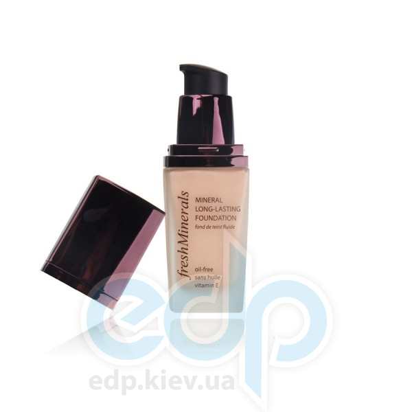 FreshMinerals - Стойкая тональная основа Second Skin - 30 ml (ref.905931)