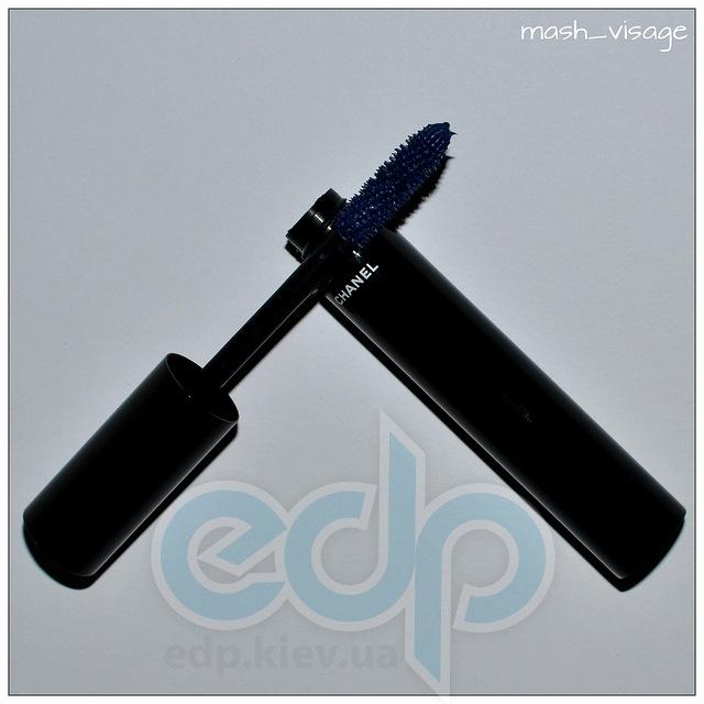 Chanel - Тушь для ресниц объемная Le Volume De Chanel № 20 синяя - 6 gr
