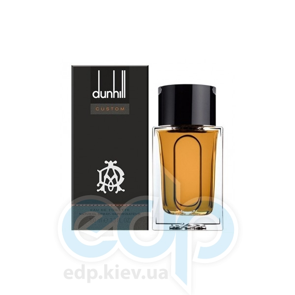 Alfred Dunhill Custom For Men - туалетная вода - 100 ml