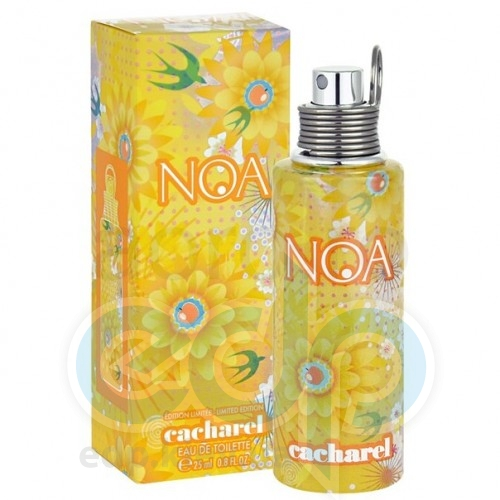 Cacharel Noa Le Paradis Limited Edition - туалетная вода - 25 ml