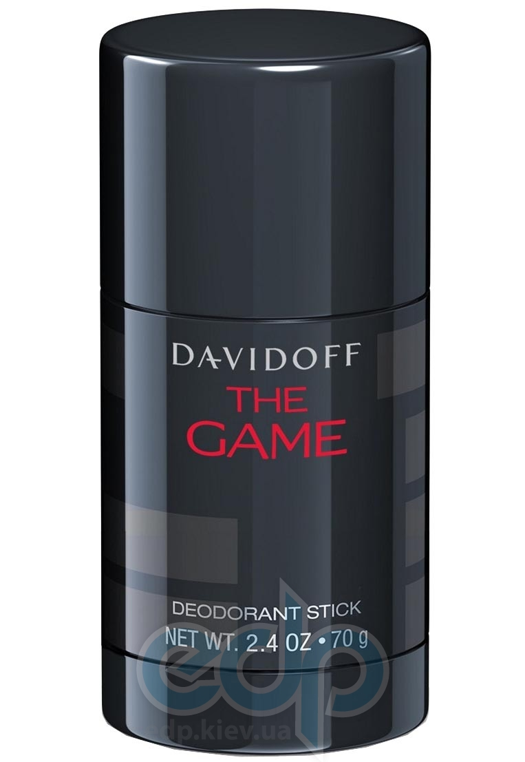 Davidoff The Game - дезодорант стик - 75 g