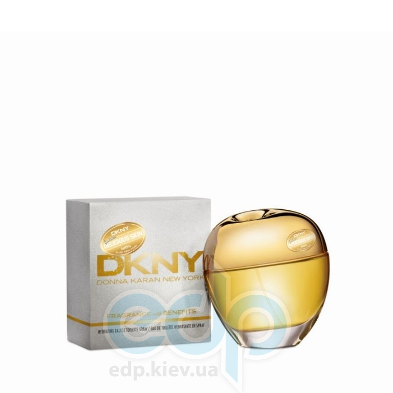 Donna Karan DKNY Golden Delicious Skin Hydrating - туалетная вода - 50 ml