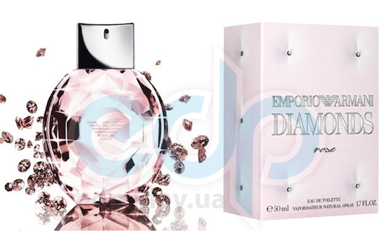Giorgio Armani Emporio Armani Diamonds Rose - туалетная вода - 50 ml TESTER
