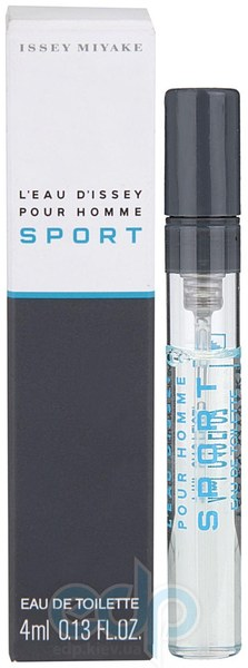 Issey Miyake Leau Dissey Sport pour Homme - туалетная вода - mini 4 ml