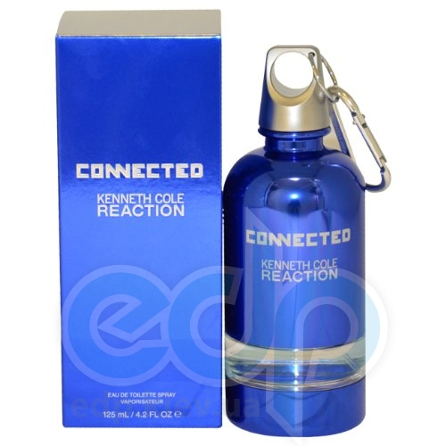 Kenneth Cole Reaction Connected - туалетная вода - 125 ml