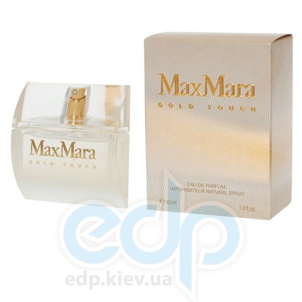 Max Mara Gold Touch - парфюмированная вода -  пробник (виалка) 1.7 ml