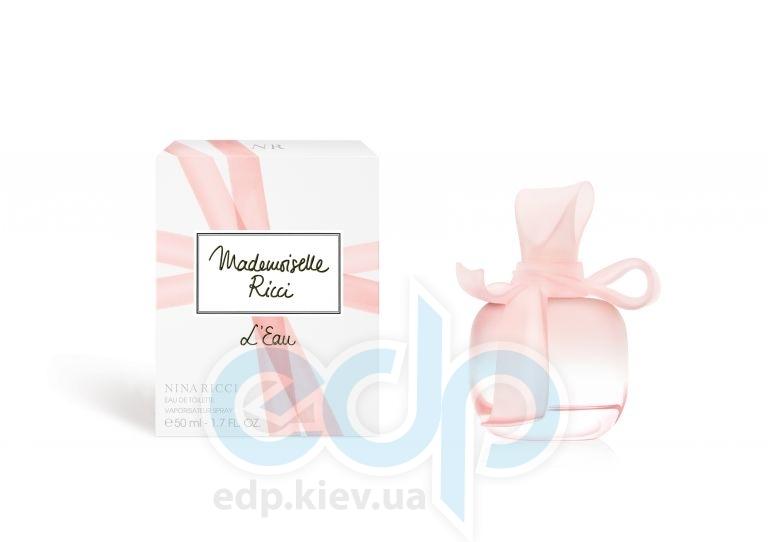 Nina Ricci Mademoiselle Ricci LEau - туалетная вода - 50 ml TESTER