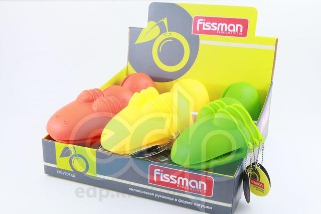Fissman - Силиконовая рукавица в виде лягушки (арт. PR-7707.GL)