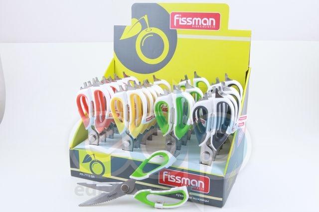 Fissman - Ножницы кухонные 23 см (арт. PR-7713.SR)