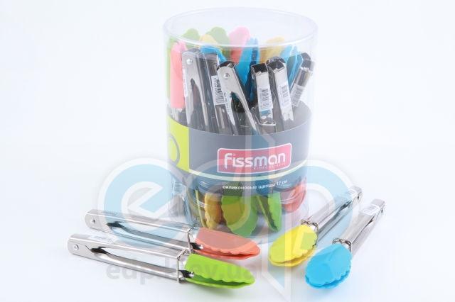 Fissman - Щипцы 17 см силикон (арт. PR-7718.TG)