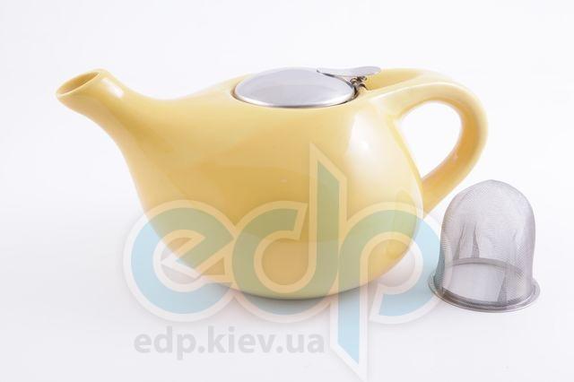 Fissman - Заварочный чайник керамический 1300 мл (арт. TP-9203.1300)