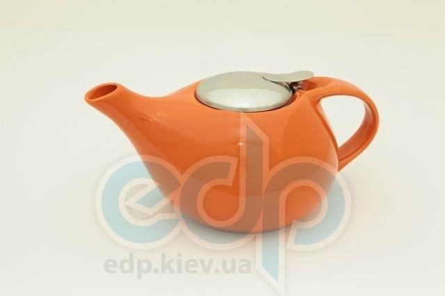 Fissman - Заварочный чайник керамический 750 мл (арт. TP-9204.750)