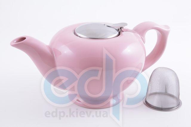 Fissman - Заварочный чайник керамический 1200 мл (арт. TP-9206.1200)