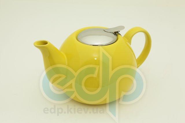 Fissman - Заварочный чайник керамический 1250 мл (арт. TP-9235.1250)