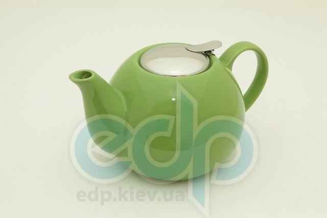 Fissman - Заварочный чайник керамический 1250 мл (арт. TP-9237.1250)