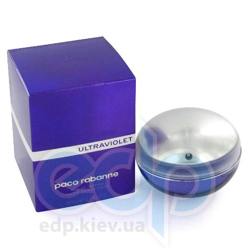 Paco Rabanne Ultraviolet - парфюмированная вода - 80 ml TESTER