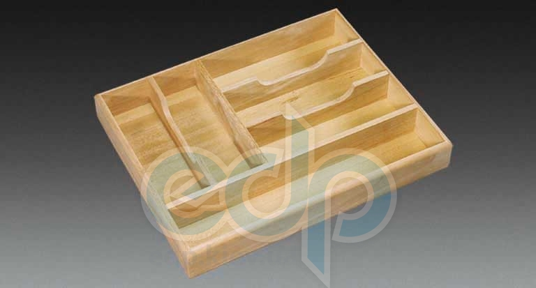 Kesper - Подставка для столовых приборов 35-58 х 43 х 6 см бамбук (арт. 17085)