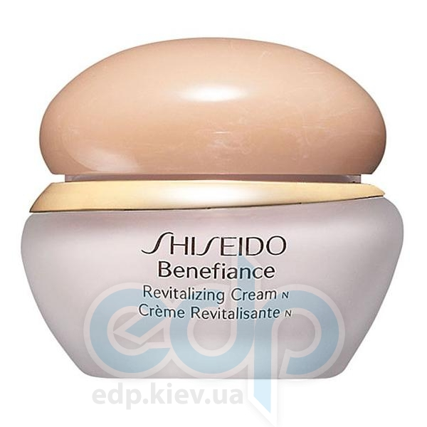 Shiseido -  Face Care Benefiance Revitalizing Cream -  40 ml