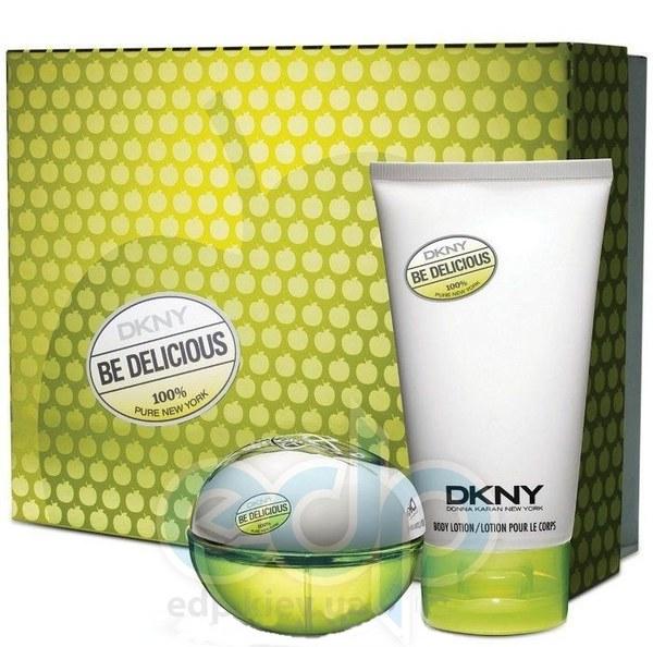 Donna Karan DKNY Be Delicious -  Набор (парфюмированная вода 30 + лосьон-молочко для тела 100)