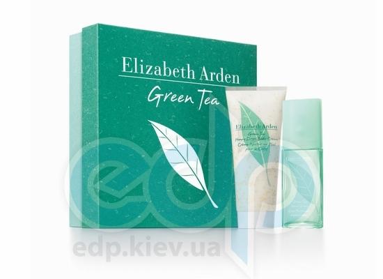 Elizabeth Arden Green Tea -  Набор (парфюмированная вода 50 + лосьон-молочко для тела 200)