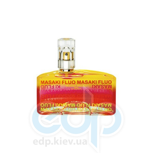 Masaki Matsushima Masaki Fluo - парфюмированная вода - 40 ml TESTER