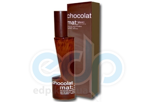 Masaki Matsushima Mat Chocolat