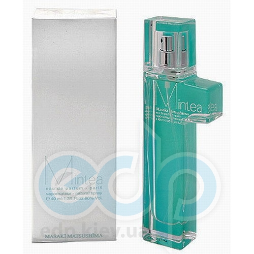 Masaki Matsushima Mintea - парфюмированная вода - 40 ml