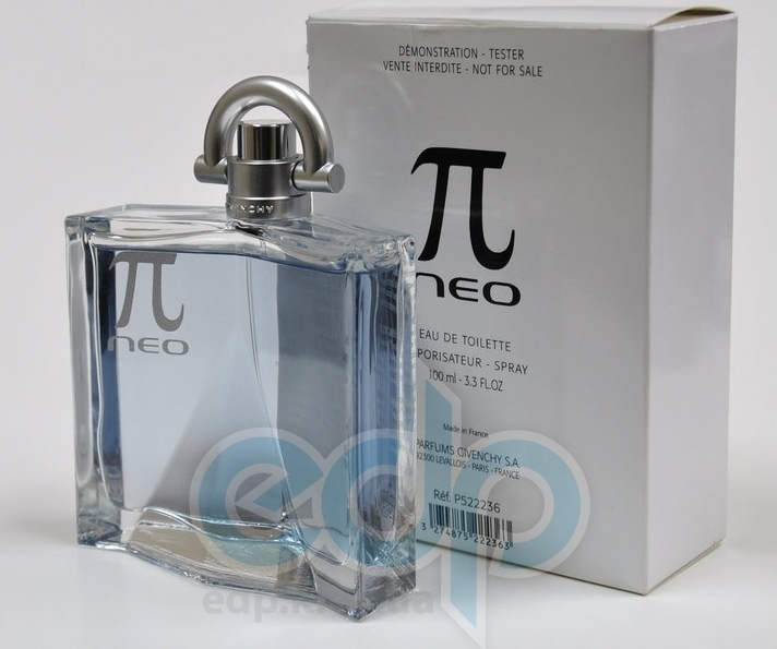 Givenchy Pi Neo - туалетная вода - 100 ml TESTER