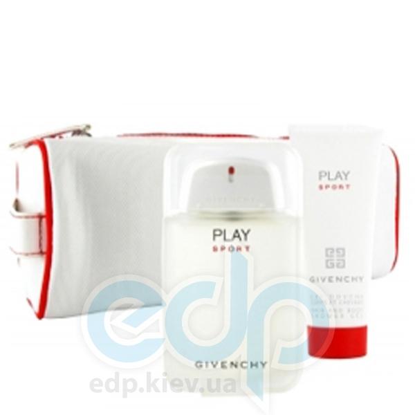 Givenchy Play Sport -  Набор (туалетная вода 100 + гель для душа 75 + bag)