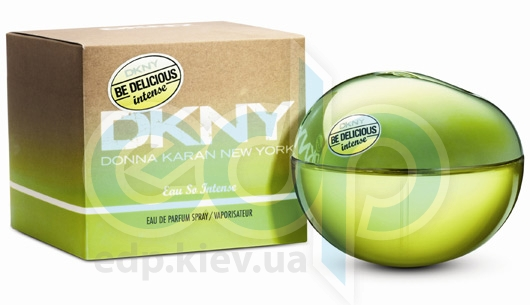 Donna Karan Dkny Be Delicious Eau So Intense - парфюмированная вода - 100 ml TESTER