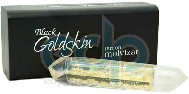 Molvizar Black Goldskin For Men - парфюмированная вода - 100 ml