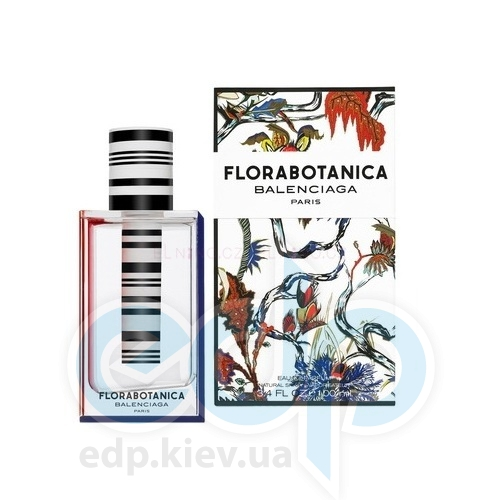 Cristobal Balenciaga Florabotanica - парфюмированная вода - 75 ml TESTER