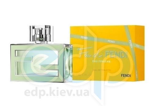 Fendi Fan Di Fendi Eau Fraiche - туалетная вода - 50 ml