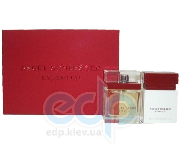 Angel Schlesser Essential -  Набор (парфюмированная вода 50 + лосьон-молочко для тела 200)