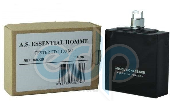 Angel Schlesser Essential for Men - туалетная вода - 100 ml TESTER