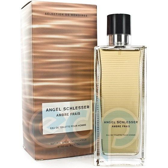 Angel Schlesser Homme Ambre Frais - туалетная вода - 100 ml