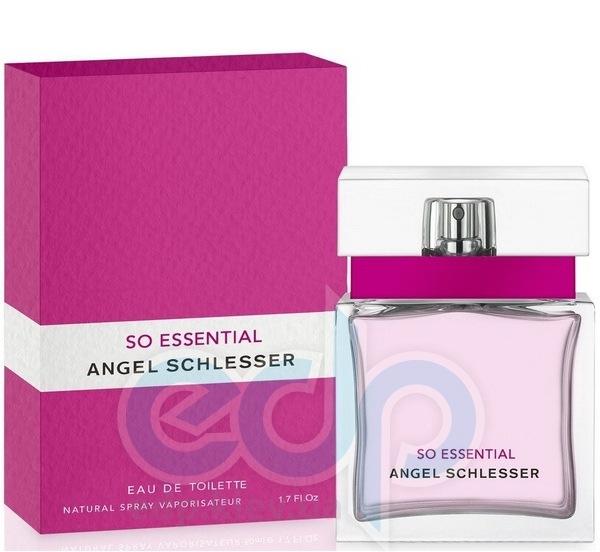 Angel Schlesser So Essential - парфюмированная вода - 50 ml