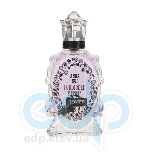 Anna Sui Forbidden Affair - туалетная вода - 75 ml TESTER