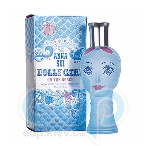 Anna Sui Dolly Girl on the beach - туалетная вода - 50 ml