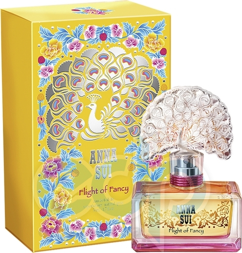 Anna Sui Flight of Fancy - туалетная вода - 75 ml