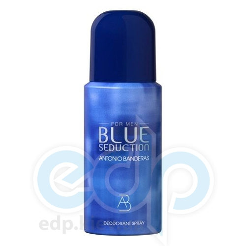 Antonio Banderas Blue Seduction for Men -  дезодорант - 150 ml